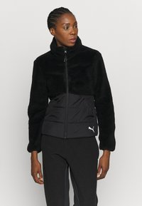 Puma - HYBRID - Winter jacket - black - 0