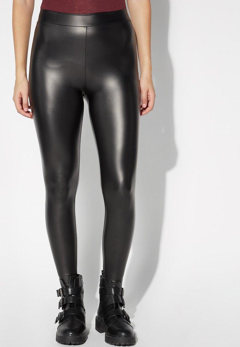 Tezenis - Leggings - Trousers - nero