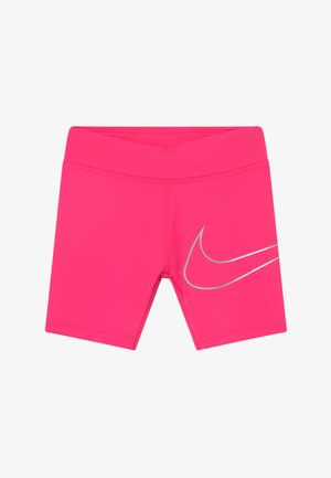 GIRLS DRI-FIT BIKER - Shorts - hyper pink