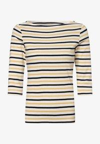 brookshire - Long sleeved top - weiß gelb - 0