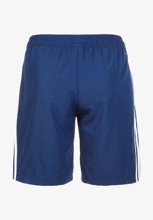 TIRO 19  - Pantalón corto de deporte - dark blue/white