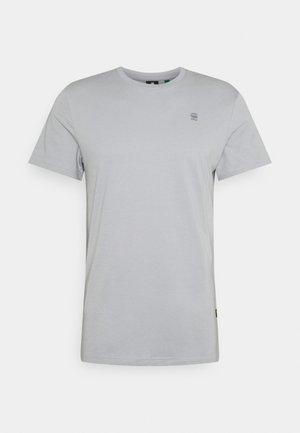BASE - T-shirt - bas - steel grey