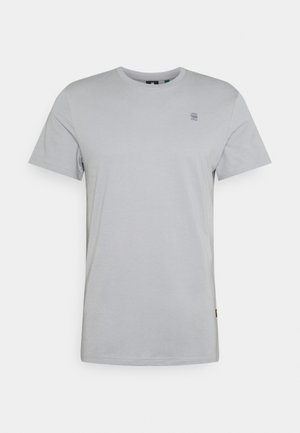 BASE-S R T S\S - T-shirt basic - steel grey
