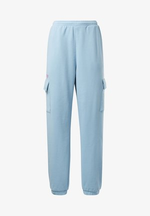 FRENCH  - Tracksuit bottoms - wild blue