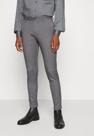 GOLFORD - Trousers - grey mix