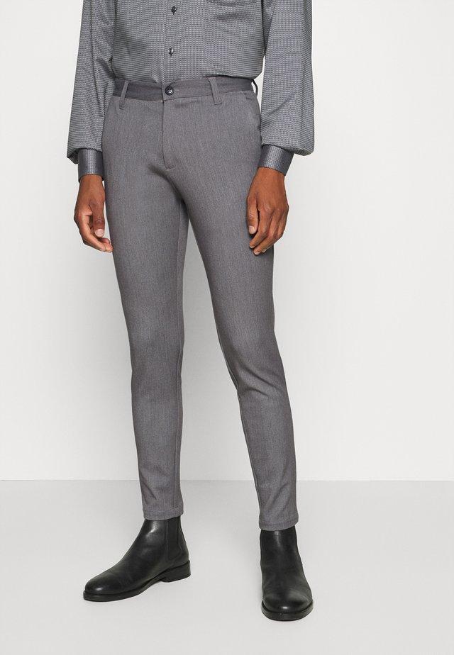 GOLFORD - Kalhoty - grey mix