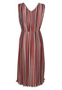 Alba Moda - Day dress - rot/koralle/weiß - 8