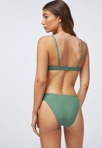 OYSHO - CLASSIC  - Bikiniunderdel - green - 2