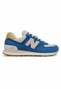 New Balance - WL574 - Zapatillas - blue/pink - 2