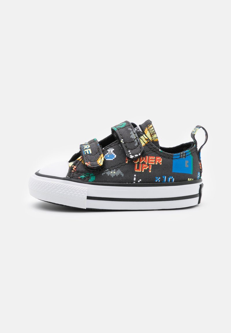 Converse - CHUCK TAYLOR ALL STAR GAMER UNISEX - Trainers - storm wind/black/white