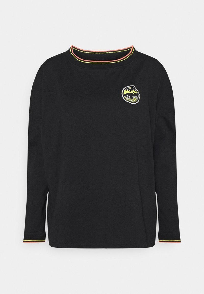 Roxy - ON THE BOAT - Long sleeved top - anthracite