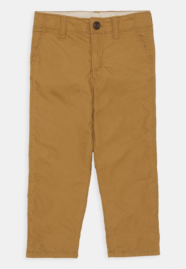 TODDLER BOY LINED  - Trousers - fall acorn