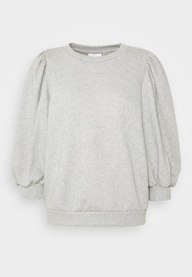 NANKITA - Sweater - grey melange