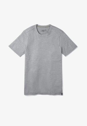 LIGHTWEIGHT SPORT 150 TEE - Basic T-shirt - light gray heather