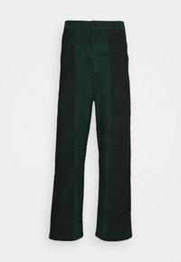 Henrik Vibskov - Trousers - black/dark green - 0