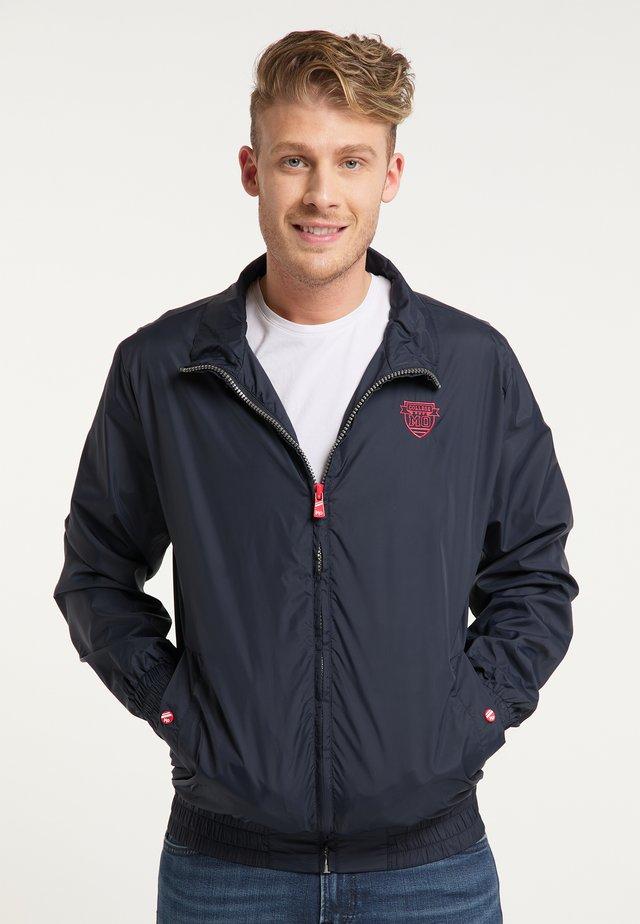 WINDBREAKER - Summer jacket - marine