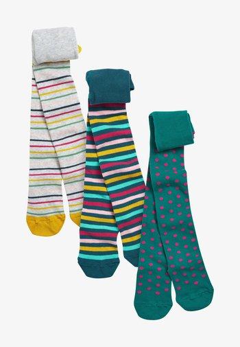 Socks - teal
