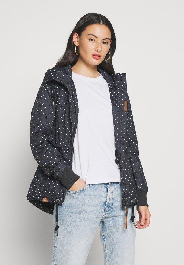 DANKA  - Outdoor jacket - black