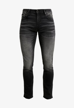 TAPERED OZZY  - Jeans slim fit - black