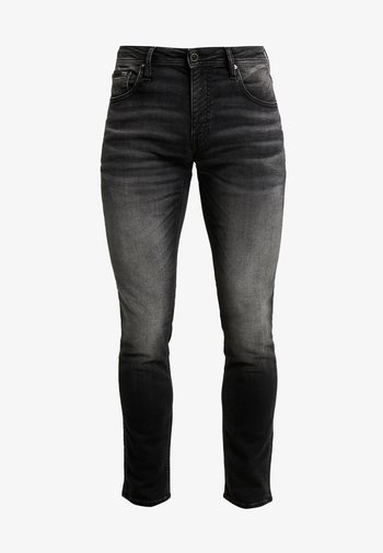 TAPERED OZZY  - Slim fit jeans - black