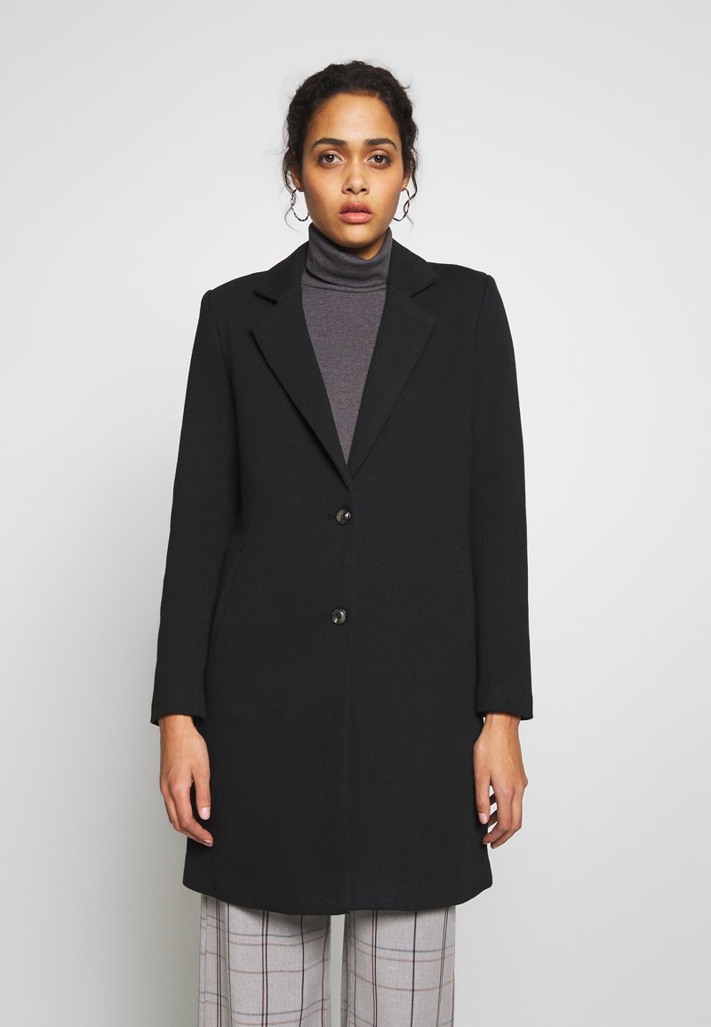 ONLY - ONLCARRIE - Classic coat - black/solid