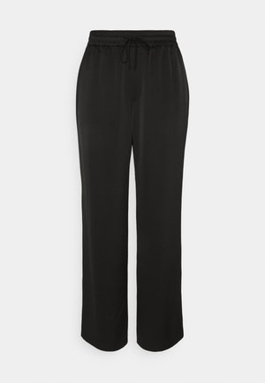 HAYLEY TROUSER - Trousers - black