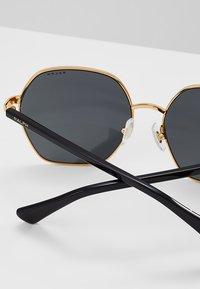 RALPH Ralph Lauren - Solglasögon - black/gold-coloured - 4