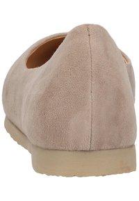 MAHONY - BARABA - Ballet pumps - taupe - 3