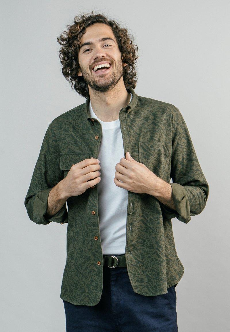 Brava Fabrics - Shirt - green