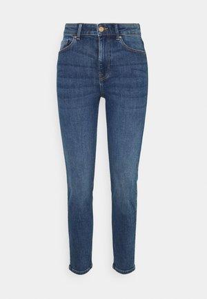 PCLILI - Jeans Tapered Fit - medium blue denim