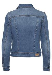 PULZ - PZSIRA  - Denim jacket - light blue denim - 7