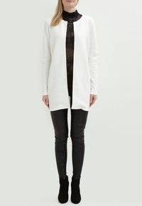 Vila - VINAJA NEW LONG JACKET - Summer jacket - white - 0
