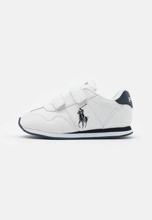 BIG PONY JOGGER UNISEX - Trainers - white/navy