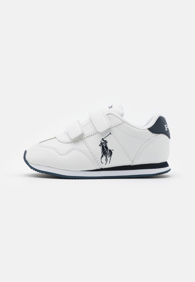 BIG PONY JOGGER UNISEX - Sneakers - white/navy