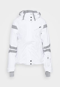 Spyder - POISE - Kurtka snowboardowa - white all - 4