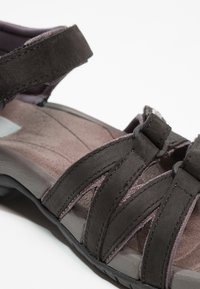 Teva - TIRRA - Walking sandals - black - 5