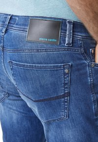 Pierre Cardin - LYON TAPERED - Jeans Tapered Fit - blue (82) - 4