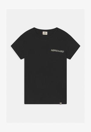 UNISEX - Camiseta estampada - black