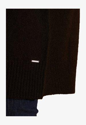 ALPACA  - Cardigan - black