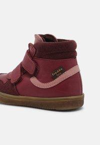 Froddo - MIROKO TEX - Classic ankle boots - bordeaux - 4