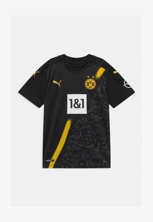 BVB BORUSSIA DORTMUND A UNISEX - Club wear - puma black