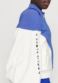 adidas Performance - COVER UP - Veste de survêtement - white/black - 6