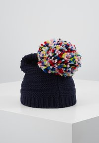 GAP - POM HAT - Čepice - navy uniform - 3