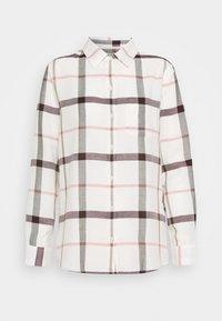 Barbour - WINTER OXER - Button-down blouse - cloud - 4