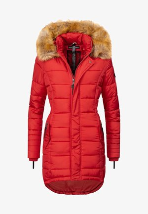 PAPAYA - Winter coat - red