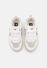 Veja - SMALL V 10 UNISEX - Sneakers laag - white marsala - 3