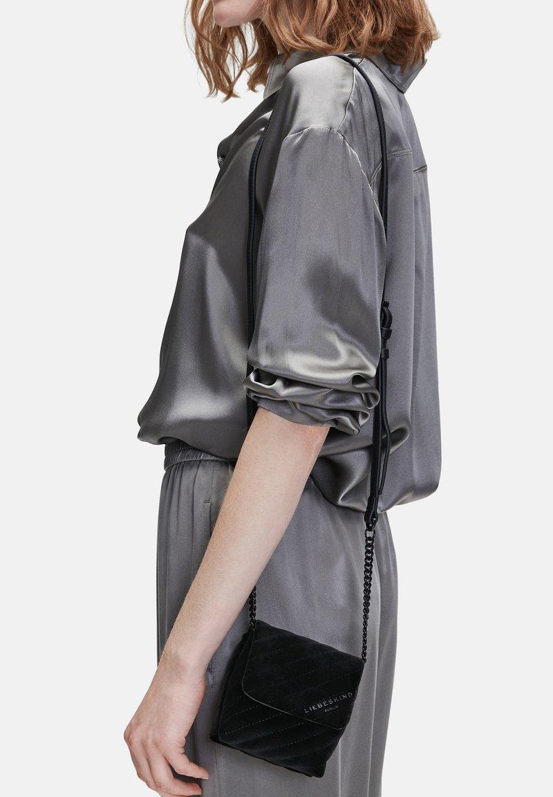 Liebeskind Berlin - Across body bag - black