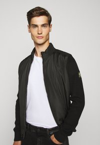 Belstaff - ABBOTT ZIP  - Light jacket - black - 4
