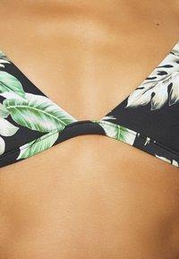 Rip Curl - PALMETTO FIXED - Bikini top - black - 5