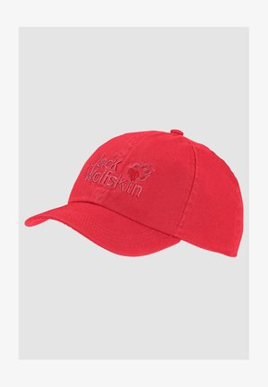 Cap - tulip red
